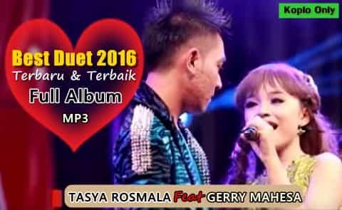 Kumpulan lagu duet Gerry feat tasya New Pallapa terbaru lengkap