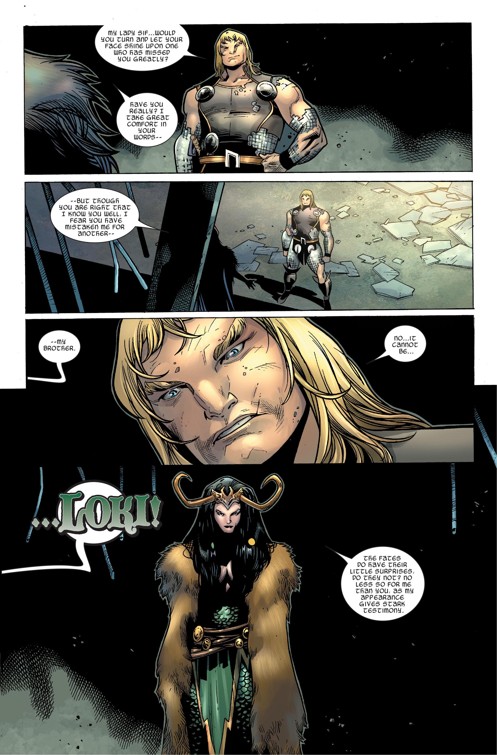 Thor (2007) Issue #5 #5 - English 21