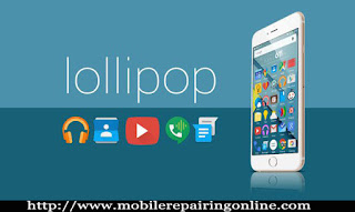 New Android Update Lollipop Features