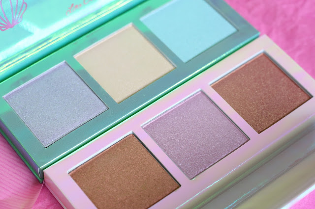paletka Lime Crime Hi-Lite Mermaids, Blossoms