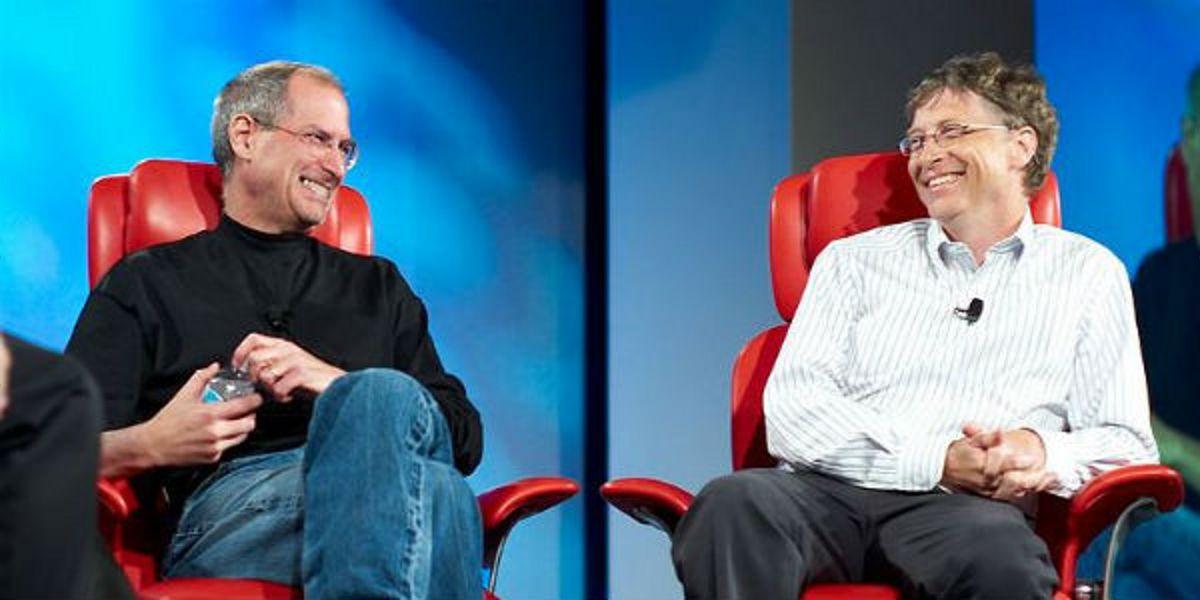 Kuiz - Kush e Ka Bërë: Steve Jobs apo Bill Gates?