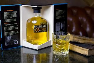 Balblair Grupo Luis Caballero whiskies