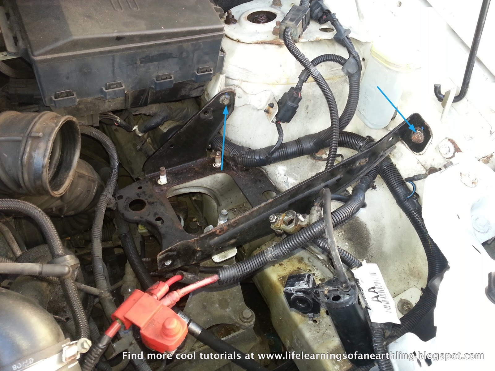 Life Learnings Of An Earthling: How to repair Gear Selector