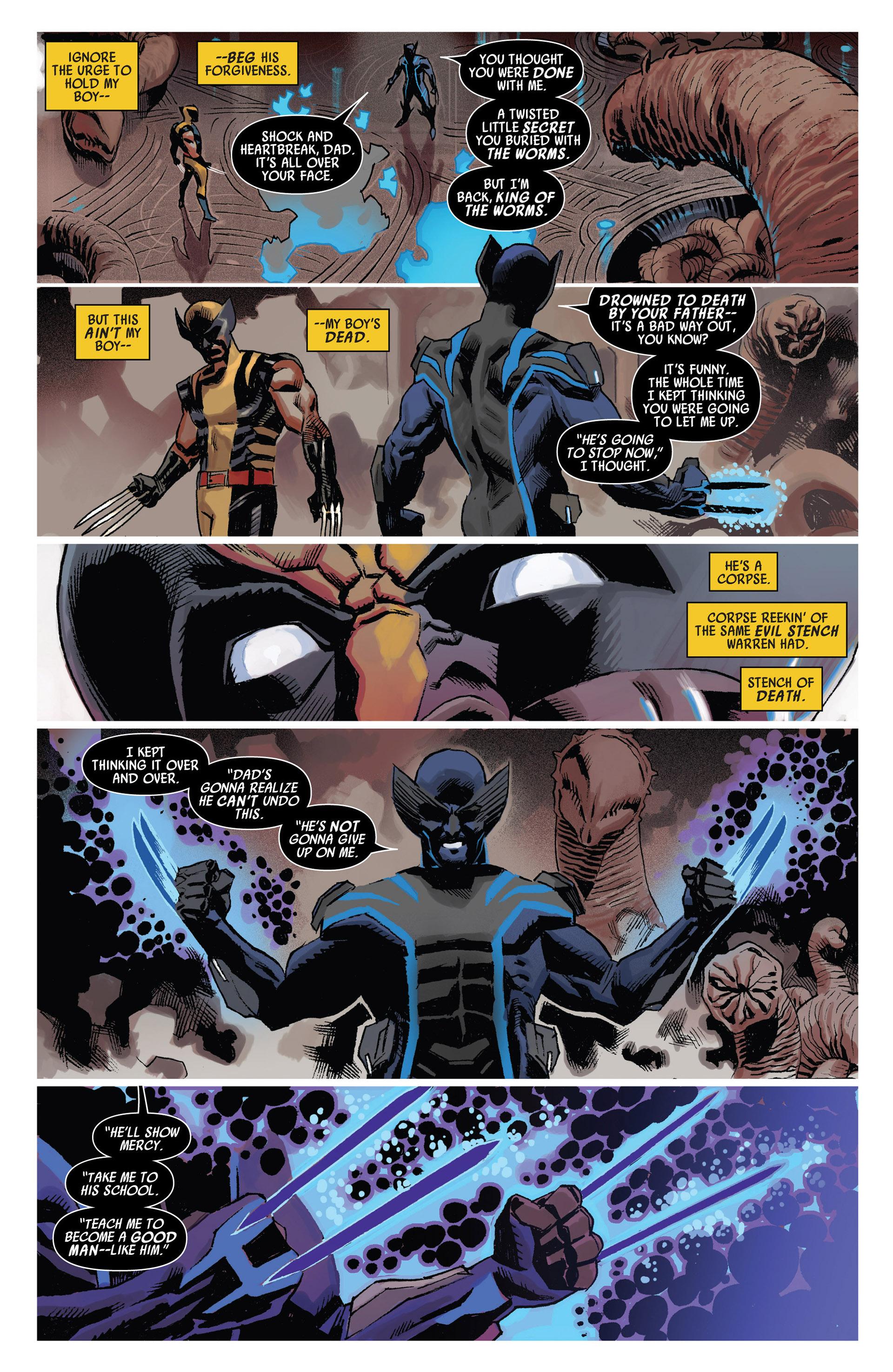 Read online Uncanny Avengers (2012) comic -  Issue #11 - 12