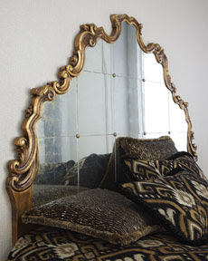 Simply Vintageous By Suzan Mirror Mirror On The