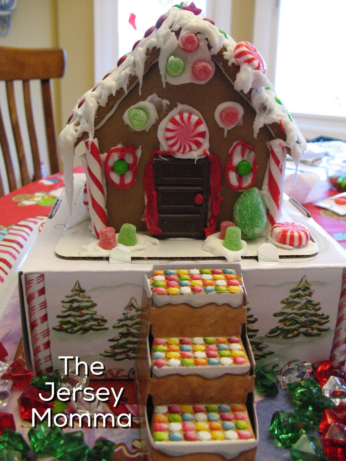 The Jersey Momma  Gingerbread House Hacks   Tips for Easy     Disclaimer  1  This post contains affiliate links for Amazon  but they are  all products I highly recommend and have used myself