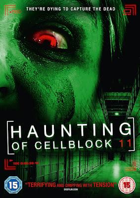 Haunting Of Cellblock 11 2014 DVD R1 NTSC Sub