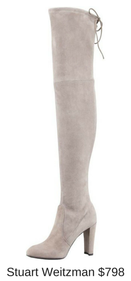 Sydney Fashion Hunter - These Boots Are Made For Walking - Stuart Weitzman