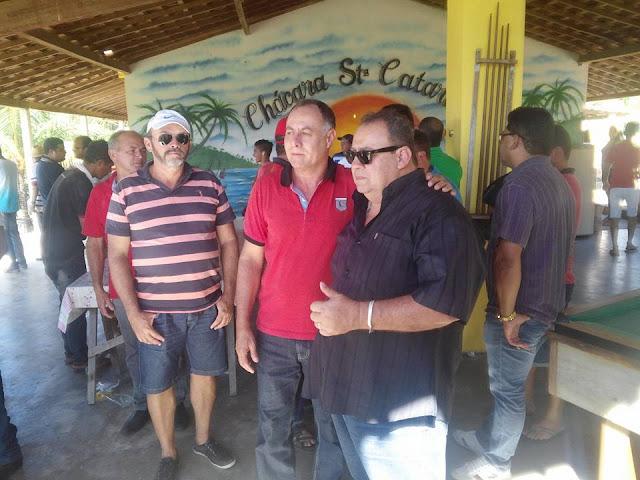 POLÍTICA: Alexandre Guedes se coloca à disposição para ser vice na chapa com Zé Birro.