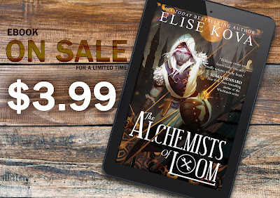 The Alchemists of Loom $3.99 Sale