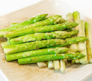 Pan Fried Asparagus Recipe
