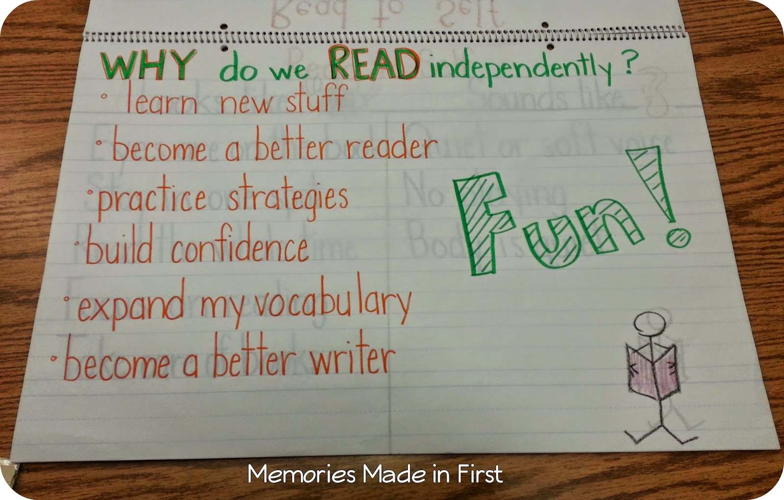Memories Made In First Teacher Tips Tuesday