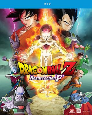 Dragon Ball Z: Resurrection 'F' [DVD9] [Latino]
