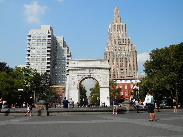 Greenwich Village Washington Square