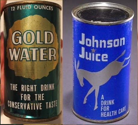 Johnson Juice soda
