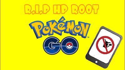 Niantic Pengguna Blokir HP Root untuk bermain Pokemon Go