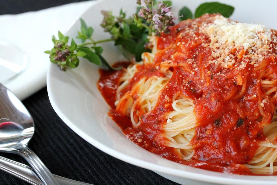 nak tahu resepi spaghetti bolognese    mudah cepat simple  lazat asyiqin Resepi Pasta Angel Hair Enak dan Mudah