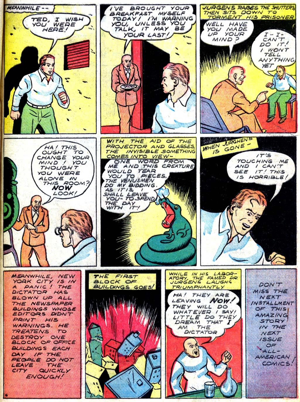 Read online All-American Comics (1939) comic -  Issue #15 - 40
