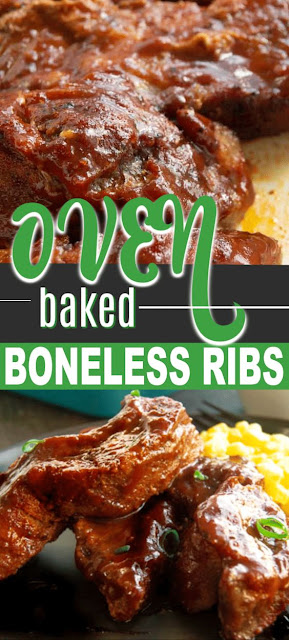 BONELESS COUNTRY STYLE PORK RIBS