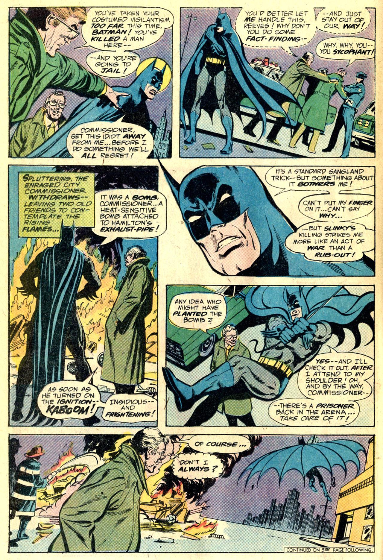 Detective Comics (1937) 463 Page 5