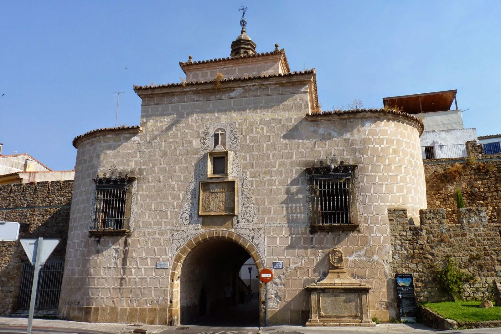 Plasencia, Puerta de Trujillo.