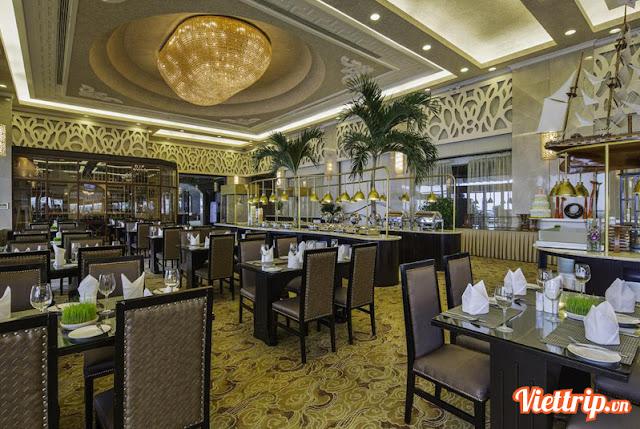 Nhà hàng tại Sealink villa