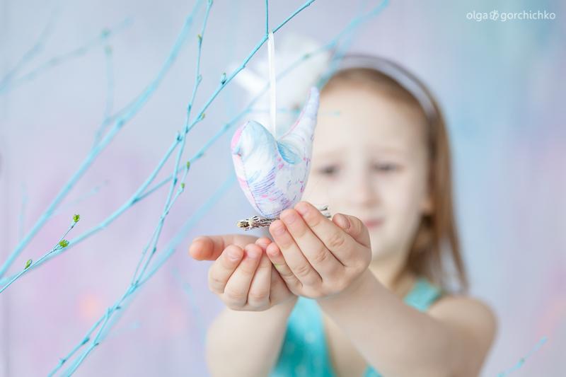 Фотопроект Весенняя акварель. Детский фотограф Ольга Горчичко