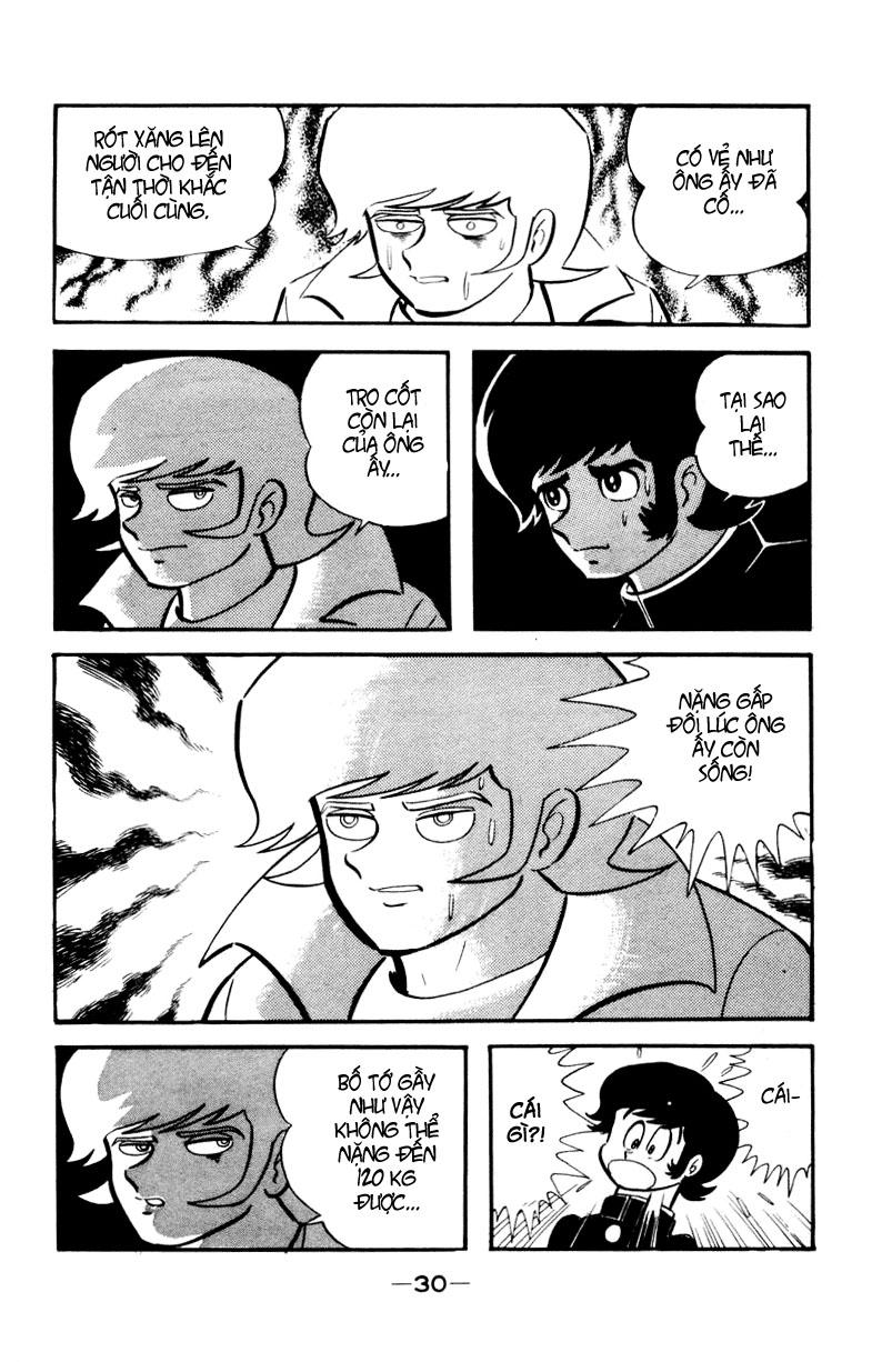 DevilMan chapter 1.2 trang 24