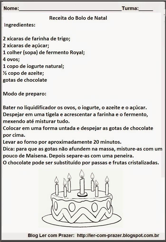 De livro pdf receitas de bolos