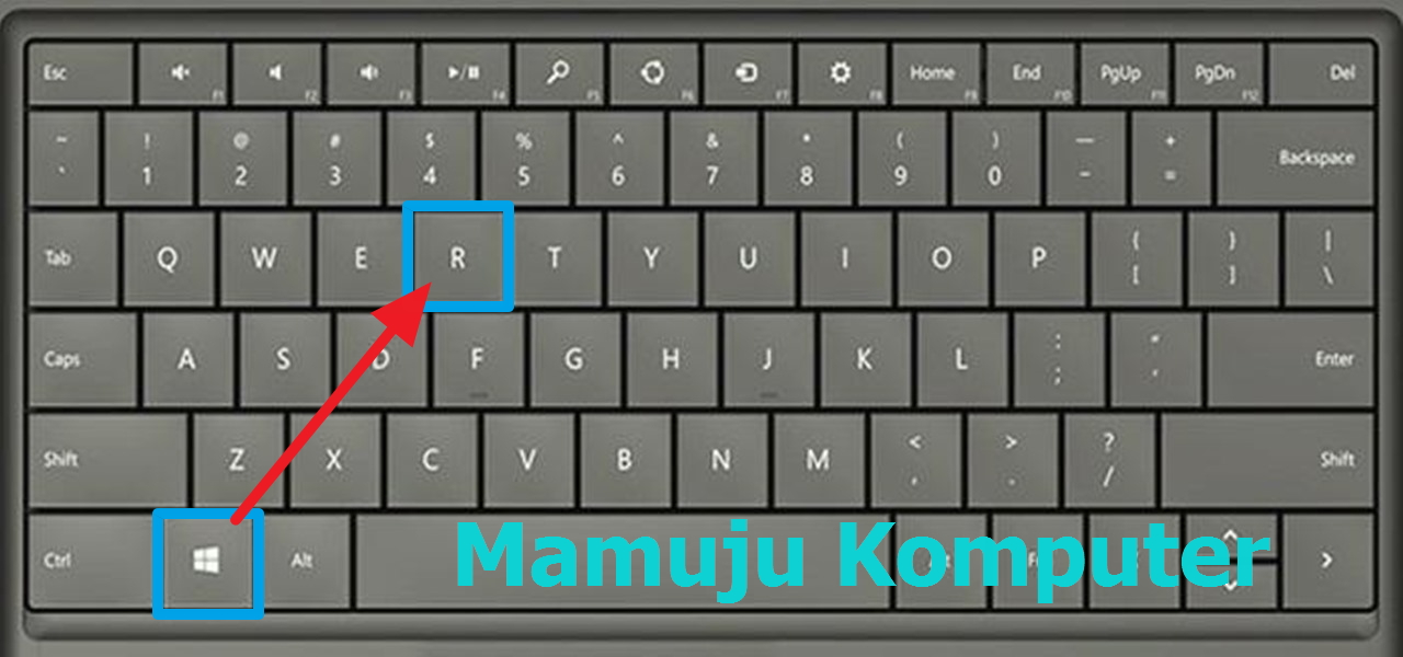 Fungsi Kombinasi Keyboard Laptop