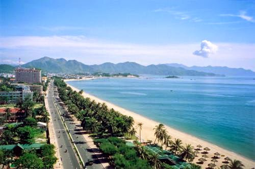 Nha Trang thành phố du lịch nổi tiếng của Việt Nam