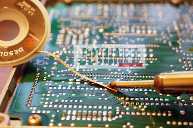 Chipping the Honda OBD1 ECU p28 p06 p05 p72 p75 | JoTuned