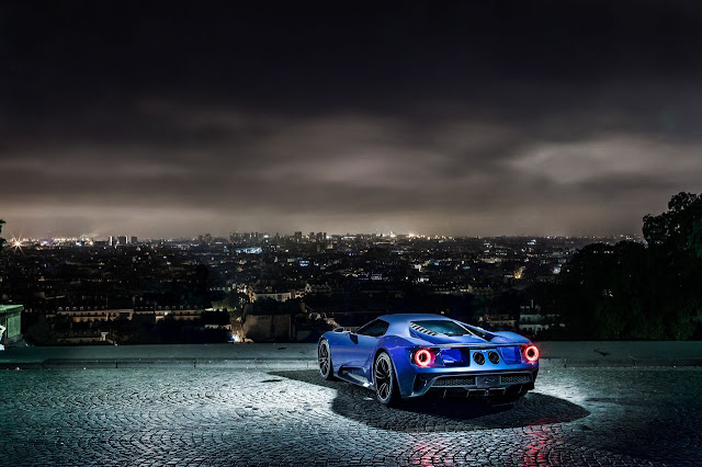 Ford Gt Supercars American Cars 2017 4k Uhd Widescreen: An American In Paris