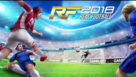 Download Real Football 2018 Mod Apk