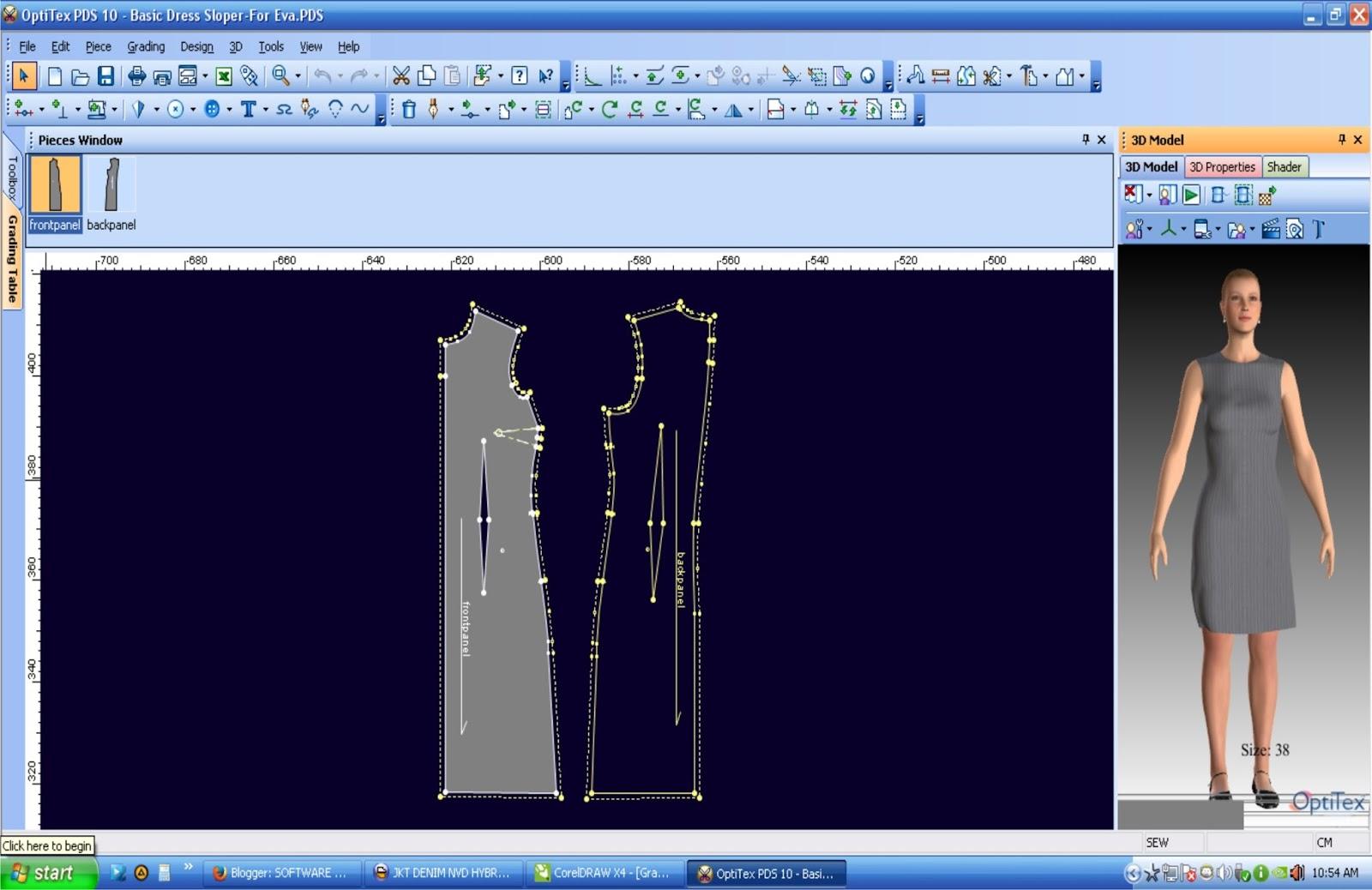 Optitex Software Full Version Polareditor Over Blog Com