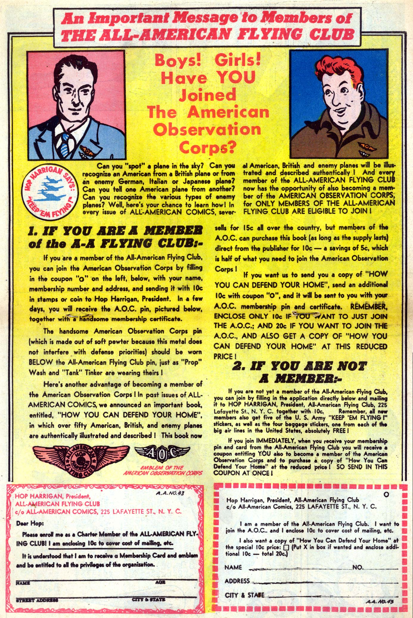 Read online All-American Comics (1939) comic -  Issue #43 - 34