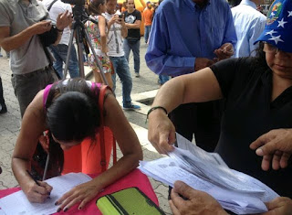 Η αντιπολίτευση της Βενεζουέλας