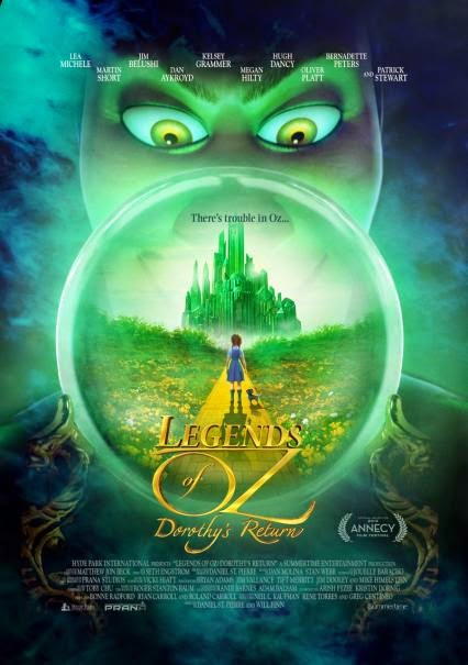 Legends of Oz: Dorothy Returns animatedfilmreviews.filminspector.com