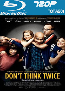 Don't Think Twice (2016) BRRip 720p