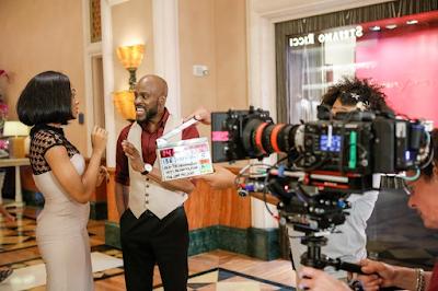 Filming wraps on The Wedding Party 2 in Dubai