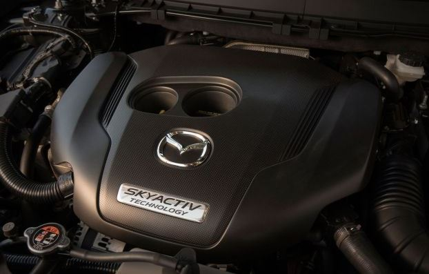 2018 Mazda CX-9 Engine