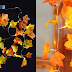 $5.20 (Reg. $12.99) + Free Ship Fall Leaves Garland with LED Lights!