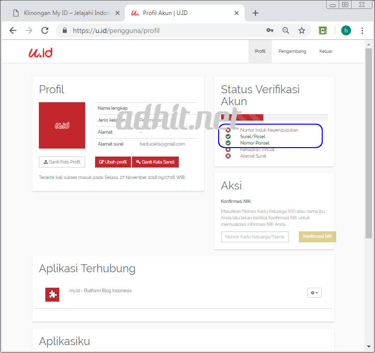 Cara Buat Domain Cctld Indonesia My Id Gratis Selamanya