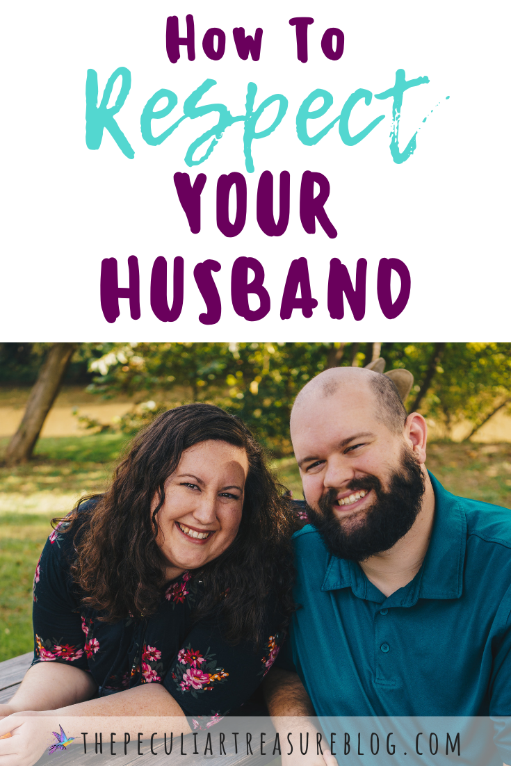 Marriage respecting your husband