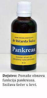 tinktura za pankreas