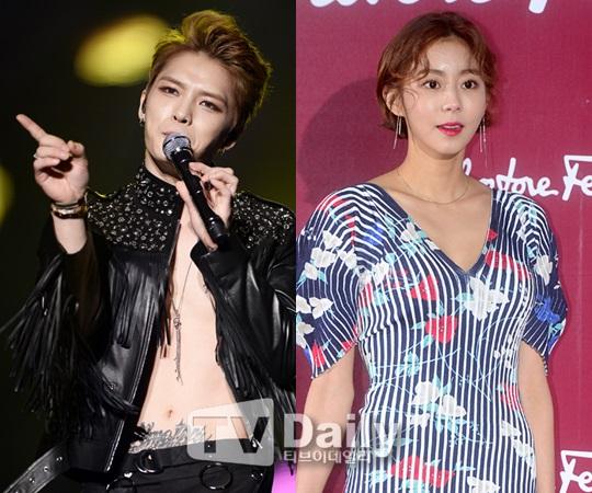 金在中和U-IE將攜手合作KBS新戲《人孔》