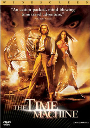 The Time Machine 2002 BluRay 650MB Hindi Dual Audio 720p Watch Online Full Movie Download bolly4u