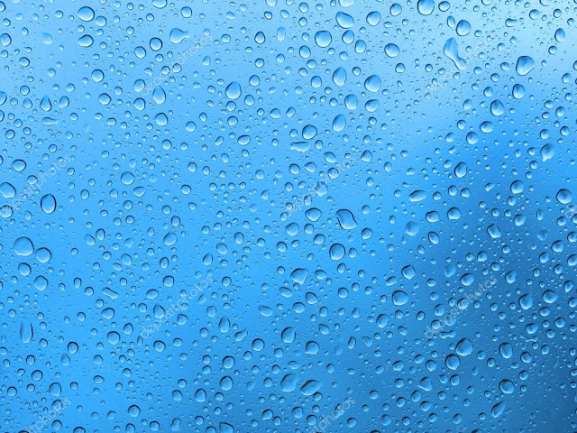 Water droplets background 6