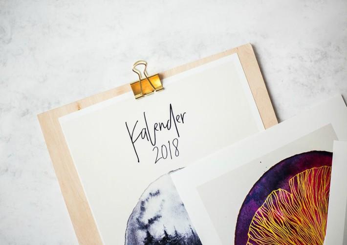 El mejor calendario 2018 imprimible gratis