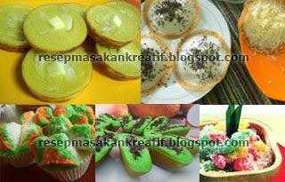 Cara Membuat Aneka Resep Kue Basah Tradisional Indonesia